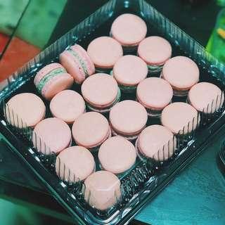 Macarons (Halal Baked)