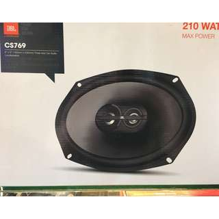 JBL CS769 6x9 3Way Coaxial Speaker