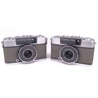 Olympus PEN-EE2 Film Compact (Used) [SN: ***0161 & ***9409]
