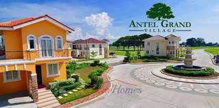 Lot For Sale 130 sqm. at Antel Grand Subdivision
