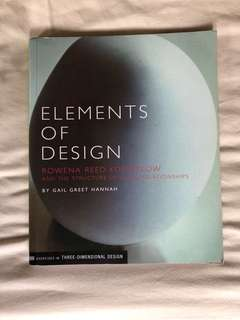 Elements of Design - Design Book