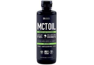 [IN-STOCK] Sports Research Premium MCT Oil derived only from Coconut Oil - 16oz BPA free bottle | Ketogenic and Paleo diet approved ~ Non-GMO Project Verified