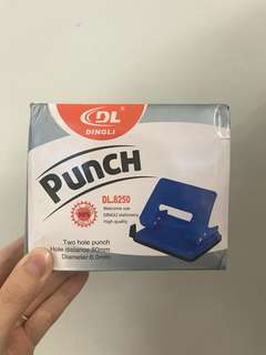 #buy2get1free hole puncher