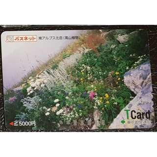 (F02) 日本 火車 地鐵 車票 MTR TRAIN TICKET, $10