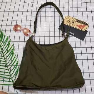 Prada 袋  vintage tote bag hand bag shoulder bag單肩袋 單肩包