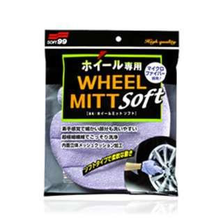 SOFT99 WHEEL MITT (XCCLC403)