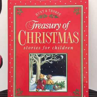Treasury of Christmas Stories for Children
