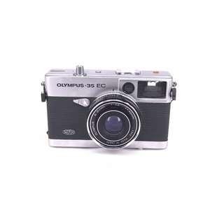 Olympus 35 EC Chrome Film Compact (Used) [SN: **3794]