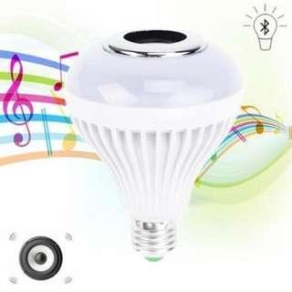 Lampu LED Music / lampu tidur / lampu bluetooth / lampu tumblr / lampu malam