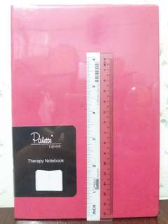 New Pink Palette Therapy A5 Notebook