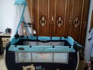 Preloved box bayi