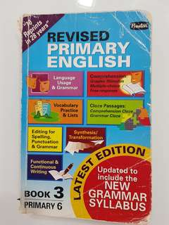 Primary 6 English