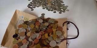 Jual uang eropa tahun 1950-1999
