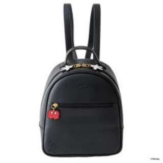 [JenniferSky] COLORS Black Limited Collection Mini Backpack