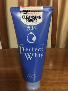 Senka Perfect Whip facial foam 150g