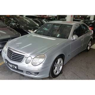 Mercedes-Benz E200k @ $1900 only