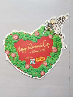 Be My Valentine Transitlink Card