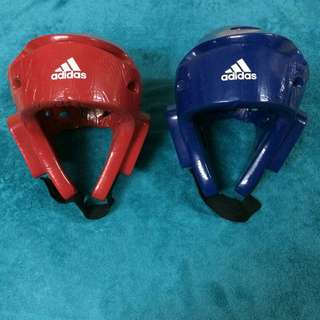Adidas Taekwondo Headgear #mayrathon