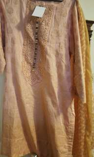 New limelight shirt and dupatta i