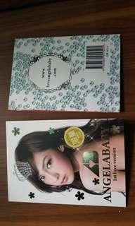 Angelababy 2008限量精華版 包平郵