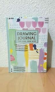 Typo drawing journal