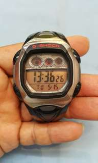 95%new CASIO G-SHOCK 2453 G-3200多功能跳字手錶(see settlement location frist)