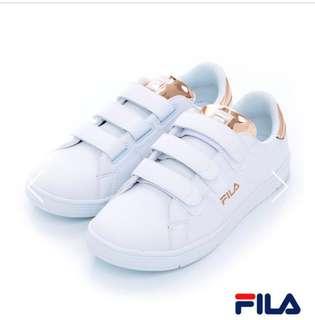 Fila Velcro sneaker (Asst colours)