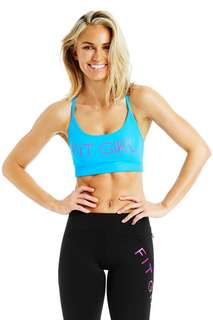 Lorna Jane Fit Girl Crop size small