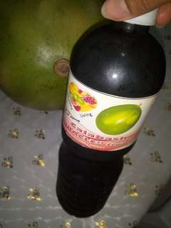 Calabash pure juice: proven anti cancer lots of health benefits