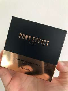 Pony Effect Skin fit Powder Pact