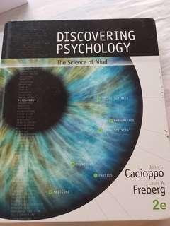 PL1101E Discovering Psychology