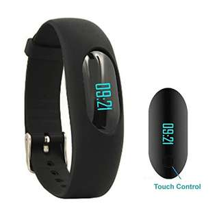 297. Willful Fitness Tracker, Non-bluetooth Pedometer Watch Smart Bracelet