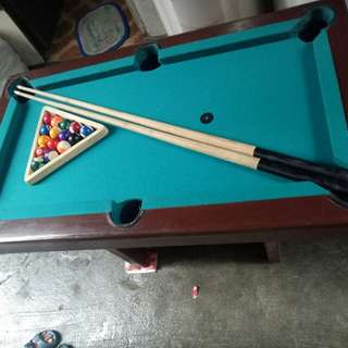 2nd hand Billiard table ( Jr size)