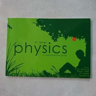 A Level Physics Mini Guide/ Summary Book