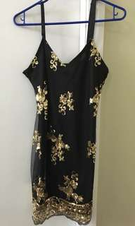 Reverse dress (from Peppermayo)