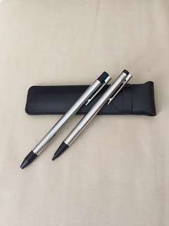 Lamy logos collection of tricolor ball pen and pencil