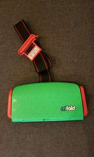 Mi Fold Grab and Go Booster Seat