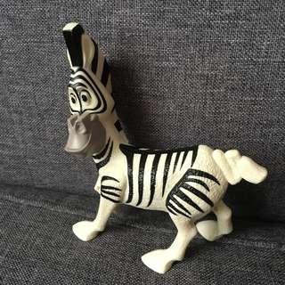 Mcdonalds 2008 Madagascar 2-Marty Zebra