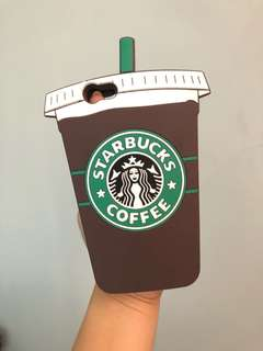 IPHONE 6 STARBUCKS CASE