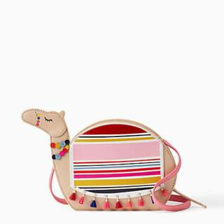 Kate Spade Spice things up camel crossbody