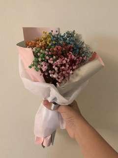 Rainbow Baby Breathes Bouquet