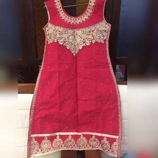 (BN)Promotion for this week-Lure Pink Punjabi Suit Set