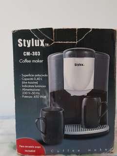 STYLUX COFFEE MAKER CM-303