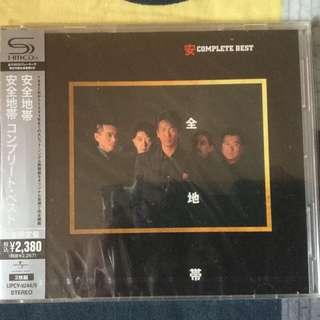 Anzen Citai Complete Best (SHM-CD)2CD