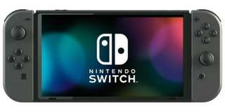 Preowned Nintendo Switch Grey