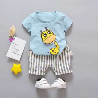 Little Kid 2 Pcs Set - DFR981