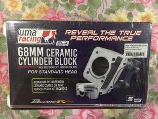 Uma Racing Cylinder Block 68mm Suzuki Belang