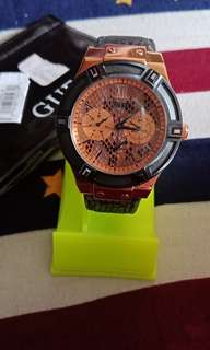 Authentic Guess watch(model:W0289L4)