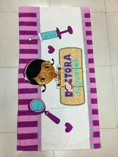 Kids Character Bath Towel - DOC MCSTUFFIN