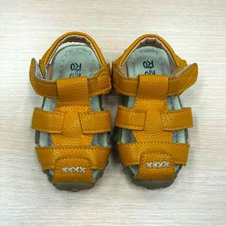 Light Brown Baby Sandals